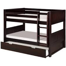 Low Height Bunk Bed