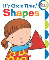It S Circle Time Shapes By Emily Bolam Rh Goodreads Com Preschool Bathroom Clip Art Lunch