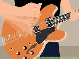 Image Titled Get Rid Of An Unwanted Guitar Buzzing Noise Step 1