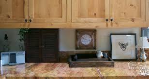 Cheap Backsplash Ideas For Kitchen by Diy Kitchen Backsplash Idea Country Design Style