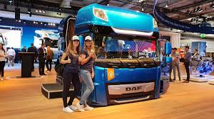 100 Girls On Trucks SCS Software On Twitter Dont Miss The DAF Booth If Youre