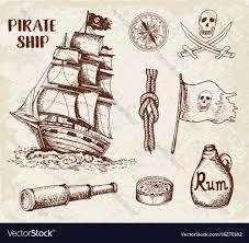 100 Design A Pirate Ship Vintage Pirate Ship