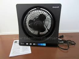 thanks mail carrier cool off with the honeywell quietset table