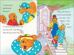 Berenstain Bears Christmas Tree Vhs by The Berenstain Bears Thank God For Good Health I Can Read