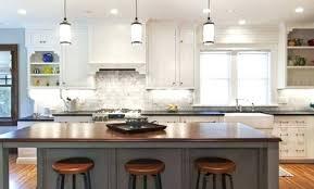 kitchen lighting island kitchen island l height fourgraph