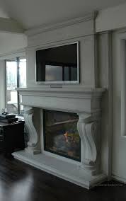 Fireplace Mantels Surrounds in Vancouver BC by Blenard s Decor
