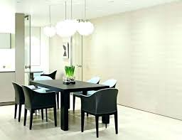 Dining Room Lighting Ideas Contemporary Table Likeable