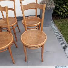 chaises thonet a vendre 6 chaise thonet a vendre à evergem 2ememain be