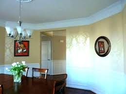Dining Room Wall Paint Ideas Two Tone Painting Bedroom