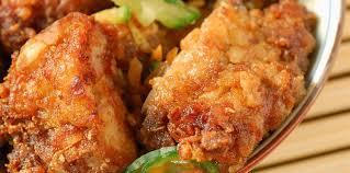 cuisine japonaise recette facile morceaux de poulet frits à la japonaise facile et pas cher