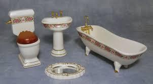 badezimmer 4 teilig porzellan