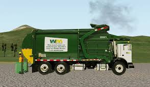 Refuse Truck (Static) - Objects - X-Plane.Org Forum