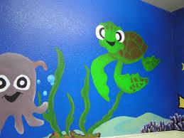 Finding Nemo Bathroom Theme by Mural U0026 Design By Seh Kah Daycare Bathroom