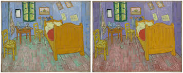 Revealing Van Gogh s True Colors Science Friday