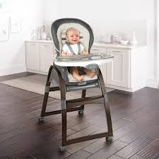 Ingenuity Trio Wood 3-in-1 High Chair - InGenuity - Babies