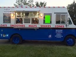 Kona Ice Food Truck Square Seating Valpo Velvet