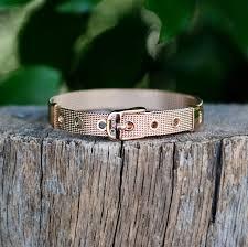 Rustic Cuff Mini Mesh Bracelet