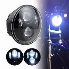 5 75 5 3 4 motorcycle projector daymaker led light bulb headlight