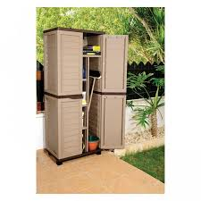 Outdoor Storage Cabinet Ideas — The Home Redesign Ideas Outdoor