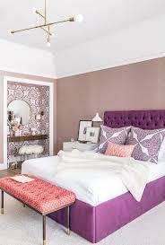Purple Velvet King Headboard by Best 20 Purple Headboard Ideas On Pinterest Purple Bedroom