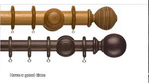 Restoration Hardware Wood Curtain Rods by Wooden Curtain Rod Home Design Ideas And Pictures