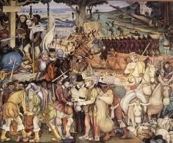 David Alfaro Siqueiros Murales Y Su Significado by By Diego Rivera Gran Página De Historia Observad Los Detalles