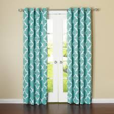 Linden Street Curtains Odette by Ikat Navy Window Curtains