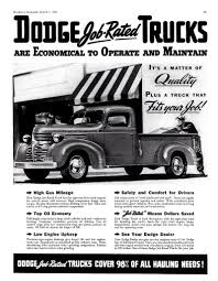 1941 Dodge Pickup Truck Ad (Canada) | Pick Up Trucks | Pinterest ...