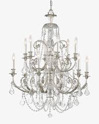 Crystal Chandeliers Continental Chandelier PNG Image And Clipart