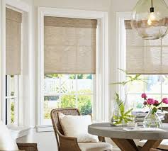 Natural Fiber Window Treatments | Dragon Fly Decor Interesting Pottery Barn Blackout Curtains For Interior Kitchen Window Cauroracom Just All About Best 25 Modern Roman Shades Ideas On Pinterest Roman Shades Fearsome On Home Decoration Dning Decorating Thermal Alluring Charming Blinds Bedroom Treatments Ding Room White Coverings Types Of Door Design Den Office Traditional With Formal 116488 Kids Harper