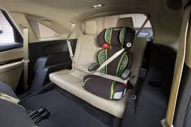 Luxury Suv With Second Row Captain Chairs by 2016 Acura Mdx Our Review Cars Com