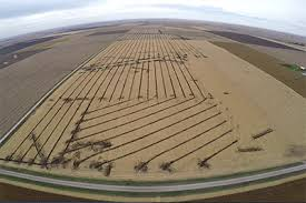 precision drainage excavating serving the farm tiling needs of