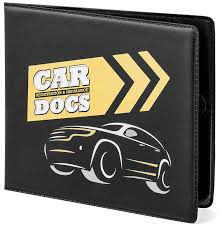 100 A1 Truck And Auto Amazoncom CAR DOCS HOLDER CASE 5 X 45 Standard Size For