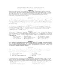 Personal Summary Resume Examples Of Statements Profile Example Statement