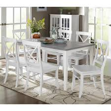 Buy Kitchen & Dining Room Sets Online At Overstock | Our ... Refinished Solid Oak Farmhouse Table With 6 Chairs 2 Leaf Ding Fniture In A Range Of Styles Ireland Dfs Rugs 101 The Best Size For Your Room Rug Home 30 Decorating Ideas Pictures Of Inviting Blue Lamb Furnishings Round Vintage Dropleaf Table Total Kenosha Wi Lets Settle This Do Belong In Kitchen Amish Sets