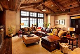 Inspirational Rustic Living Room Designs Design