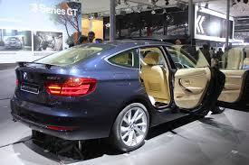 Auto Expo 2014 BMW 3 Series Gran Turismo unveiled in India