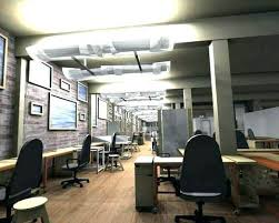 Industrial Office Space Design Full Image For Modern Interior Loft Style