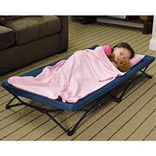 Amazon My Cot Portable Travel Bed Infant And Toddler