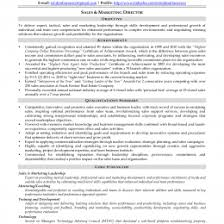 Popular Core Qualifications Examples For Resume Sample Template
