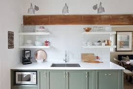 Sage Colored Kitchen Cabinets by Green Kitchen Cabinets 2016 Kitchen Trends The Estate Of Things