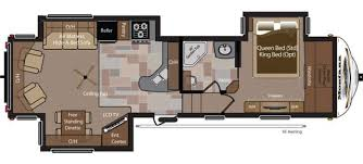 Montana Fifth Wheel Floor Plans 2006 by Keystone Montana Floorplans Florida Rv Dealer Rv Connections