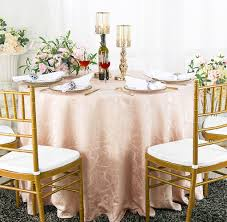 Blush Pink Damask Tablecloths, Table Cover Linens 132 In. Stretch Jacquard Damask Armchair Cover Ding Chair Slipcovers Pier 1 Carmilla Blue Valraven Room Table Ashley Fniture Homestore Plush Slipcover Sage Throw Loveseat In 2019 White Rj04 Christmas For Sebago Arm Host Chairs Austin Natural Wing 13pc Linen Set Tables Sets Ctham Accent Black Velvet At Home Classic Parsons Red Gold Cabana Stripe Short Covers Of 2