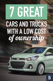 100 Go Cars And Trucks 7 Low Maintenance Cars For Drivers On The Go Everything Auto
