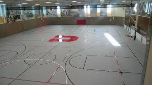 Athletic Flooring Design Installation And Repair