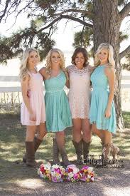 Best 25 Country Bridesmaid Dresses Ideas On Pinterest