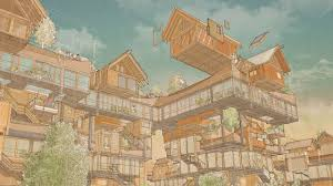 100 Japanese Prefab Homes Matt Lucraft Proposes Influenced Modular Building System To Tackle Housing Scarcity