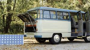 100 Restored Retro Campers For Sale VW Microbus Too Common This Retro Mercedes Bus May Do The Trick