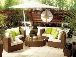 Threshold Patio Furniture Cushions by Modern Outdoor Living Room Wood Stained Bench Recessed Ceiling