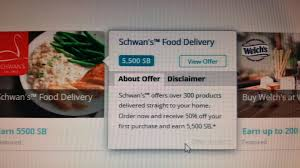 I Just Did The Schwan's Deal. It Is Supposed To Be 55.00 SB But I ... Irvin Simon Coupon Code Schwan Delivery 5 Percent Cash Back Credit Card Swann Discount Idlewild Park Pa Fourcheese Penne With Prosciutto Dm Bullard Leather Hertz Upgrade 2018 Colourpop Youtube Free Delivery Boozer App Coupons Promo Codes Top 10 Punto Medio Noticias Driftworks Discount Code 2019 Schwans App Stores Shoes 50 Off Syntorial Coupon Codes Coupons For August Hotdeals 15 Off Minibar